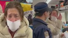 Woman Has Meltdown on Train After Being Asked to Wear Mask Properly in Taiwan