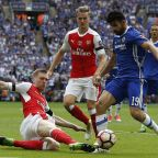 Per Mertesacker reveals Arsenal's plan that curbed Diego Costa's impact during FA Cup final win