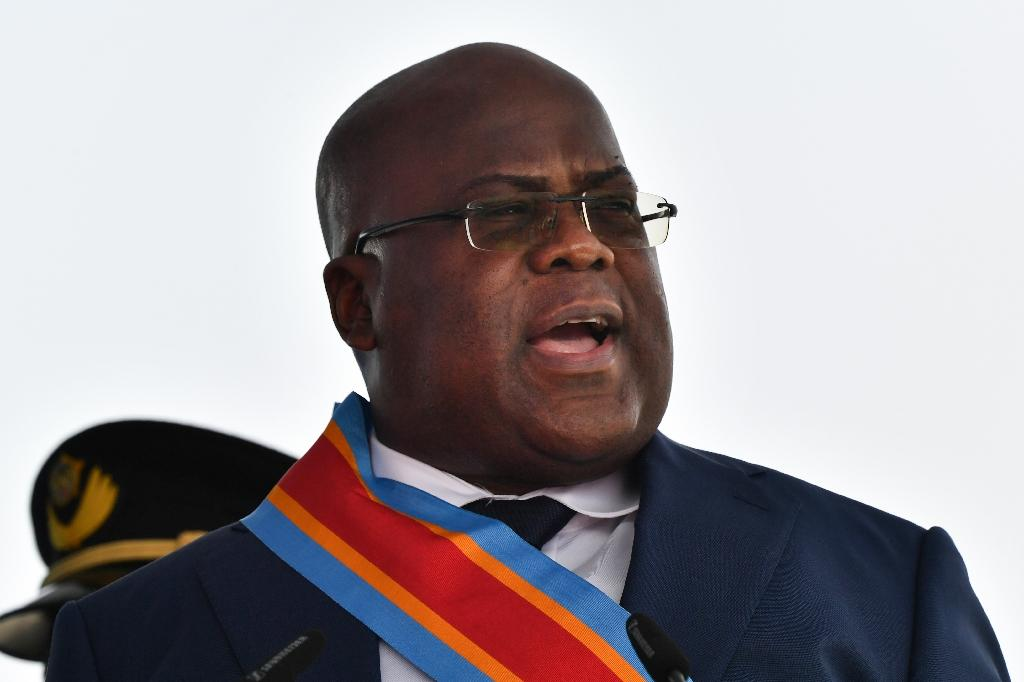 New president Felix Tshisekedi has no military experience