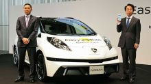 Nissan Takes A Leaf From GM With This Self-Driving Test
