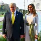 The Trumps (with Ivanka and Jared) Visit Taj Mahal During India Trip Half a World Away from the Election
