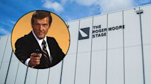 Sir Roger Moore: Michael Caine leads tributes as Pinewood dedicates stage to late 007 star