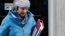 英國首相特里莎·梅據悉面臨三個月內下台的壓力