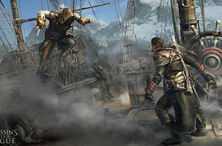 Assassin's Creed Rogue review: Avast ye, clone!