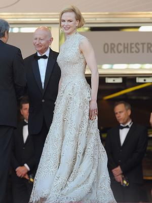 Did Nicole Kidman Recycle Anne Hathaway\'s Oscar Dress?