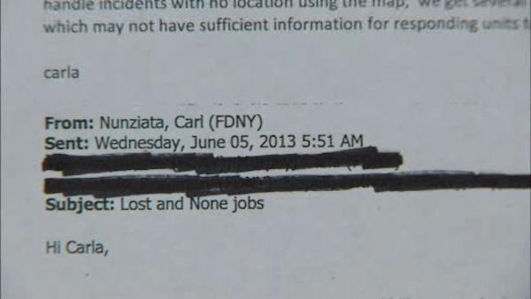 Emails show officials had complained about 911 system