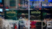 SmileDirectClub stock slides 15% as it hits back at NBC report that it harms consumers