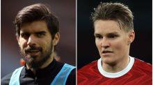 Manchester United 'set to beat Arsenal to sign Ruben Neves' as Tottenham 'target Dusan Vlahovic'
