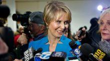 Derogatory barb hurled at Cynthia Nixon becomes the latest empowering T-shirt