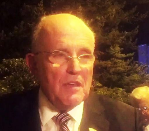 Rudy Giuliani Slams Hillary Clinton Over Bill's Infidelity