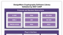 Synopsys Accelerates FIPS 140-2 Certification with NIST-Validated Cryptography IP Software Library