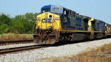 Intermodal Weakness Hurt CSX's Rail Traffic Volume in Week 23