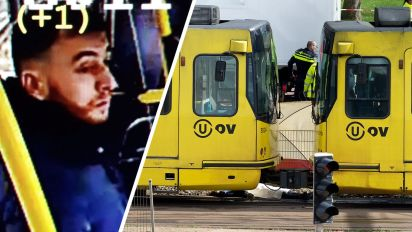 Suspect arrested in Utrecht tram shooting