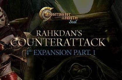 Continent of the Ninth Seal announces fourth expansion, releases Rahkdan's Counterattack