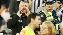 'It's bloody tough': AFL boss slams criticism of umpires