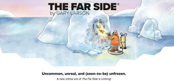 Is 'The Far Side' coming back?