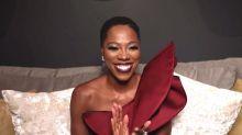 Let Yvonne Orji's 2020 Emmys Hair Serve As a Reminder