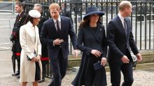 Here's another big body language clue about Meghan and Kate's relationship