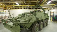 Liberals unveil $3B sole-source deal for armoured vehicles ahead of election