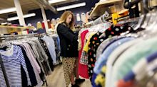 After months of flash sales and deep discounts, apparel prices spike the most in 3 decades