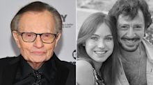 Larry King 'Flatly and Unequivocally Denies' Groping Eddie Fisher's Ex-Wife Terry Richard
