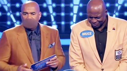 'WTF': NFL legend's X-Rated Family Feud blunder