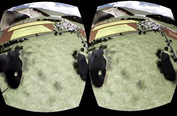 Birdly VR rig invites users to soar like an eagle, look like a lazy mole