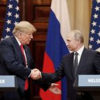 Trump casts doubt on US intelligence, calls Putin's meddling denial 'strong and powerful'