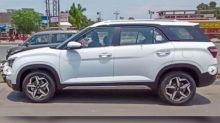 Hyundai Alcazar SUV Spotted at Dealerships Ahead of Launch on June 18