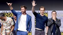 Comic-Con 2017: Best Movie Panel Photos From 'Justice League,' 'Black Panther,' 'Ready Player One,' and More
