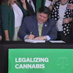 Illinois marijuana legalization bill signed into law Tuesday, takes effect January 1, 2020