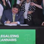 Illinois marijuana legalization bill signed into law Tuesday, takes effect January 1, 2020