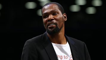 Report: Kevin Durant buys stake in MLS team