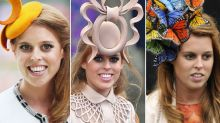Princess Beatrice's most head-turning hats over the years