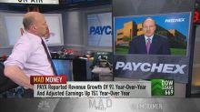 Paychex CEO defends latest quarter: Interest rate, job an...