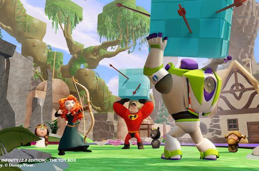 Upgrade Disney Infinity Wii to Wii U free of charge