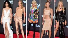 Heidi Klum war DER Hingucker auf dem roten Teppich bei MTV VMAs 2019