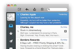 Sparrow for Mac beta hands-on review