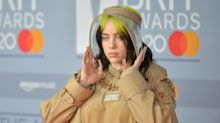 Billie Eilish's Optical Illusion Sneakers Are Dividing the Internet