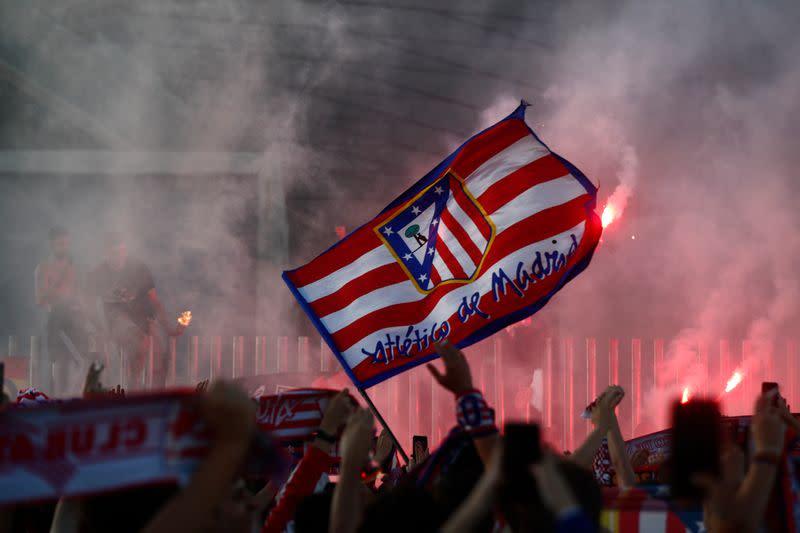 Gol de Suárez en el último suspiro deja al Atlético a las puertas de La  Liga; Real Madrid sigue vivo