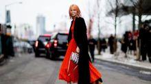 看著紐約時裝週中的最受歡迎的 Instagram 照片,你不難發現來年大熱顏色就是它…
