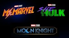 Ms. Marvel, She-Hulk, and Moon Knight will join Phase 4 with their own Disney+ shows