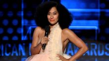See Every Single Jaw-Dropping Outfit Tracee Ellis Ross Rocked at the 2018 AMAs