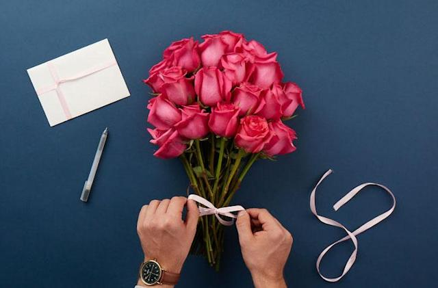 The Bouqs makes the perfect Valentine's Day gift at just $30