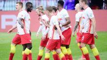 Foot - ALL - Tombeur de Stuttgart, Leipzig retarde le titre du Bayern Munich en Bundesliga