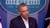 President Obama Speaks on Iraq and Ferguson