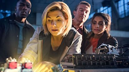 Doctor Who's new companions unite in series 11 preview