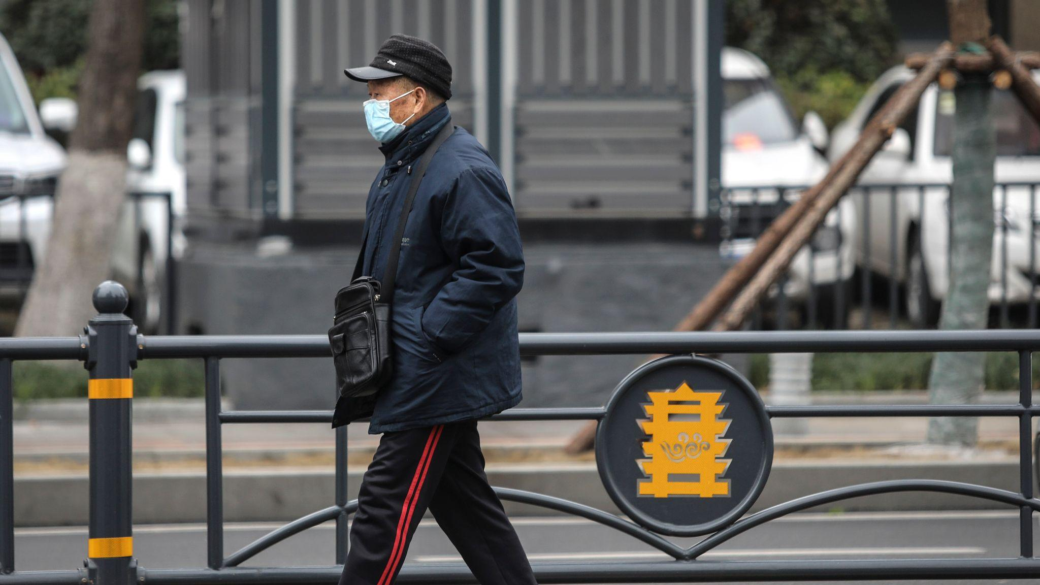 China reports 17 more cases of new virus strain зурган илэрцүүд