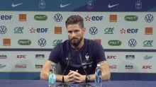 Foot - Bleus : Giroud : «Encore de belles années devant moi»