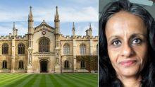 Cambridge University defends professor who tweeted 'abolish whiteness'